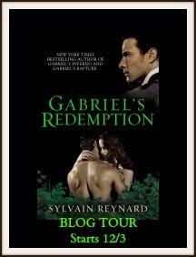 Gabriel's Redemption Blog Tour!