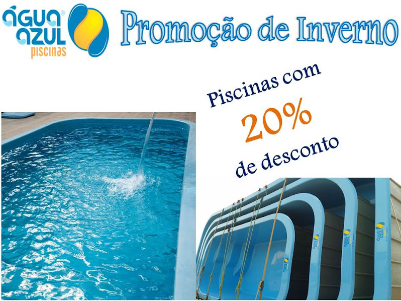 Água Azul Piscinas, pré moldados e serviços
