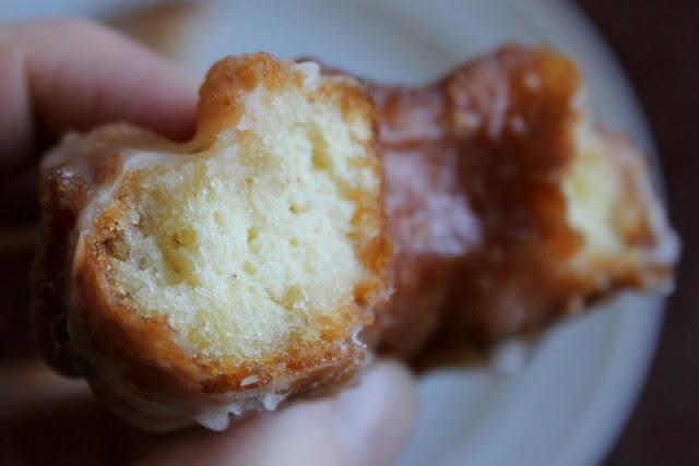 Jennifer Murch Old Fashioned Sour Cream Cake Donuts