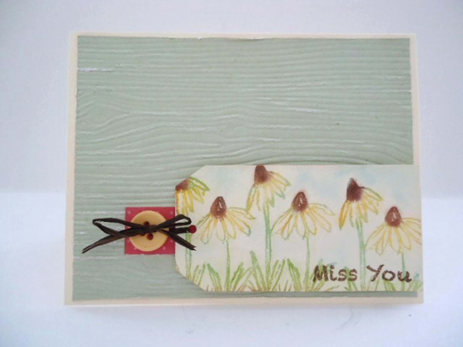 Kissin Krafts: Honey, I Miss You!