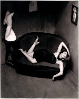 André Kertész - Satiric Dancer, Paris, 1926