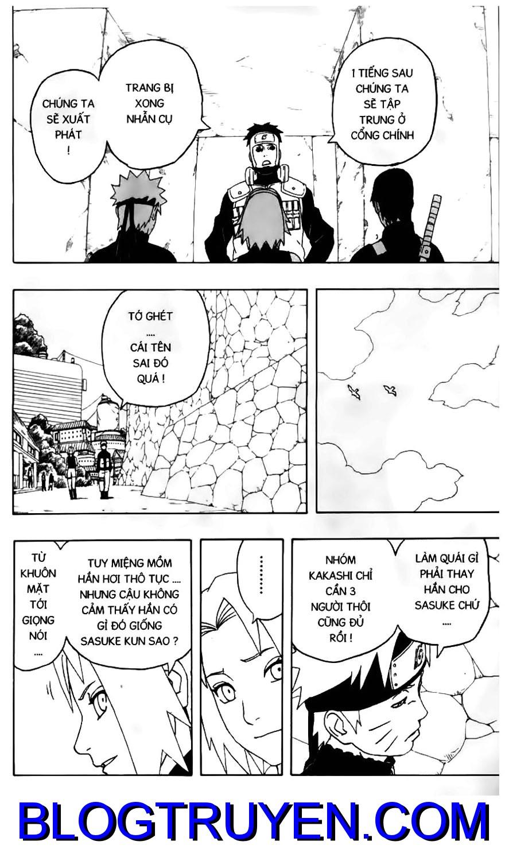 Naruto chap 285 Trang 8 - Mangak.info