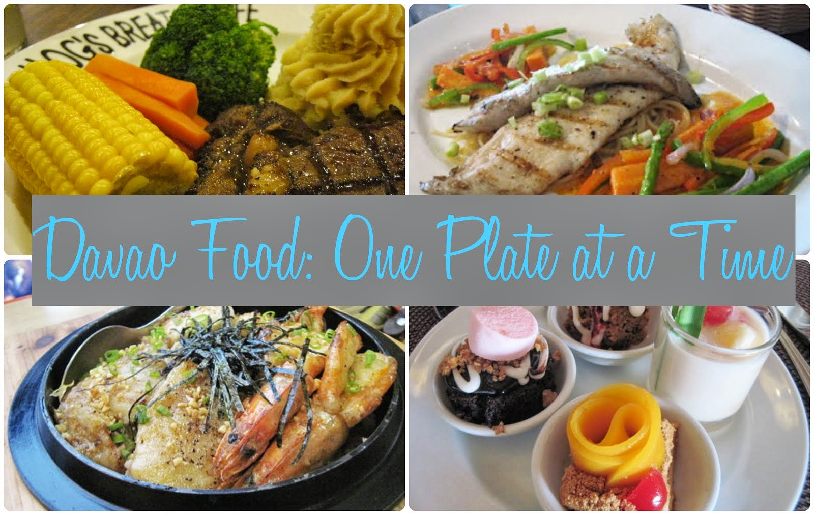 Davao Food: One Plate At a Time