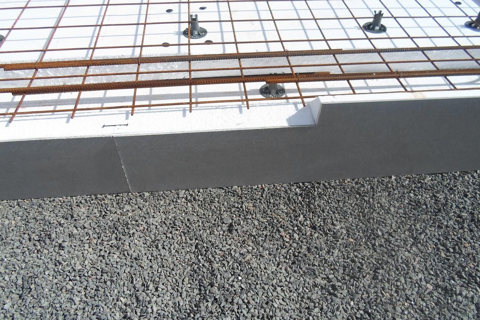 Inredning gjuta platta garage : Villa Zackrisson Wall: Gjuta grund...