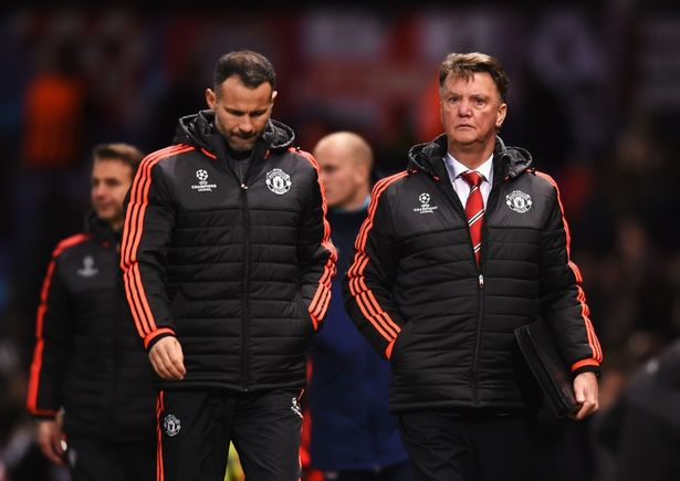 Underwhelming: Van Gaal's 'philosophy' has come under fire in recent weeks
