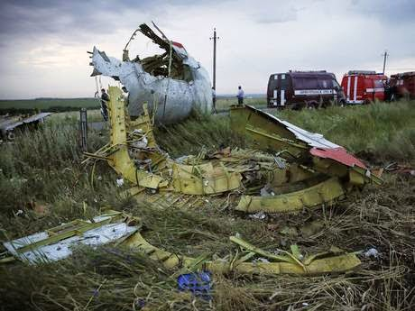 MH 17 Shot Down