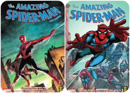 the amazing spider-man klasik 1-2