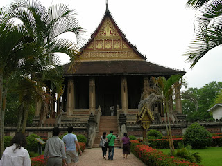 Vientiane - City of Sandalwood  - Ho Phra Keo