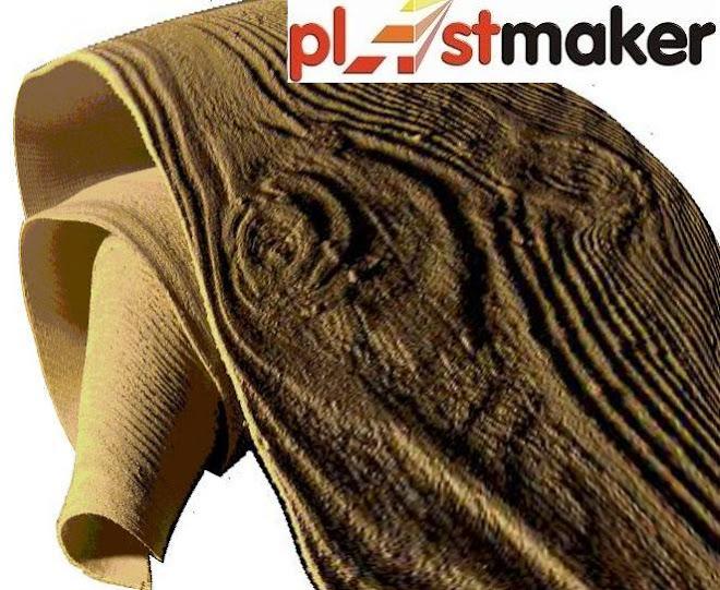 fornir imitacja drewniany drewnopodobny panel dekor front meblarski elastyczne drewno