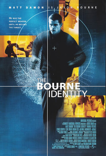 Saga Bourne (BRRip 720p Dual Latino / Ingles)