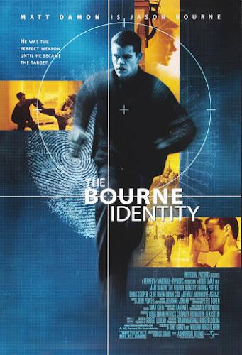 Saga Bourne (BRRip 720p Dual Latino / Ingles)