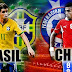 PREVIEW Pertandingan Brasil vs Chile 28 Juni 2014 Malam Ini sUPer JiTU