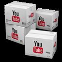 Download Icon Sosial Media Bentuk Box Gratis