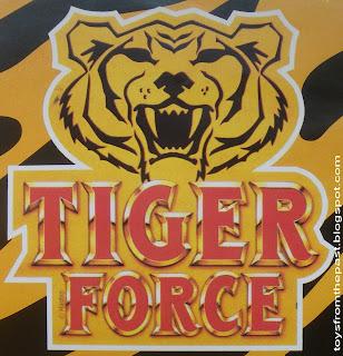 G.I.Joe - A Tiger Force csapat szövevényes kiadásai
