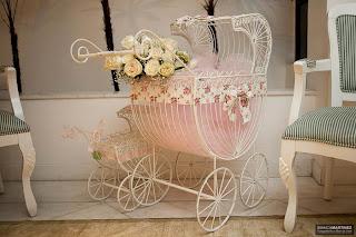 carrinho Chá de Bebê de Nina!!!