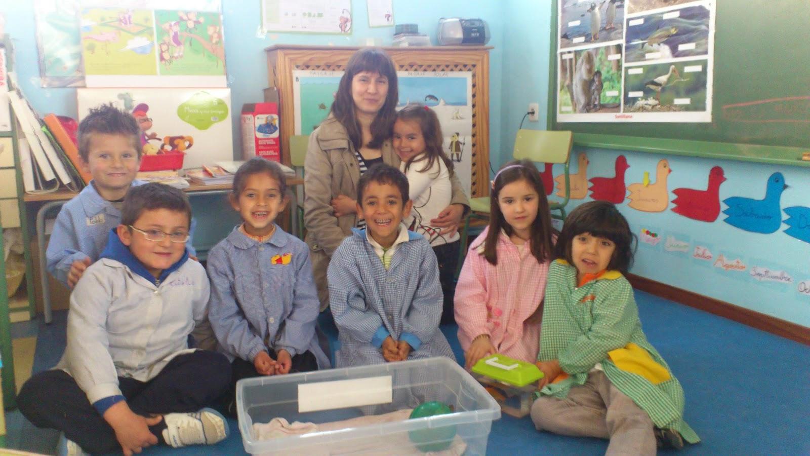 Infantil cra alciares animales en nuestra clase for En nuestra clase