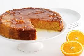 Easy Orange Cake Recipe