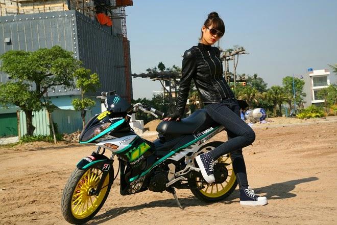 Hình ảnh Exciter độ chế siêu độc và đẹp tại Việt Nam