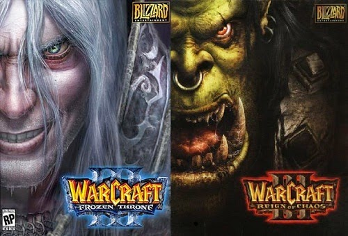 warcraft frozen throne download completo