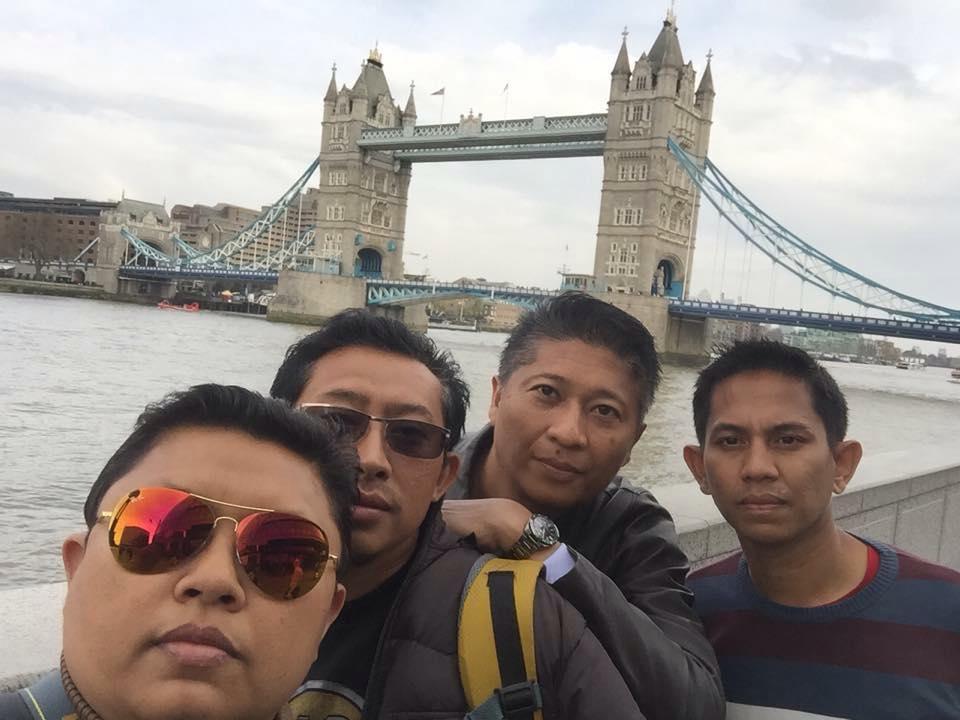 London, April 2015