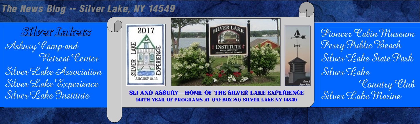 Silver Lake NY - Wyoming County - Perry - Castile<br>The Silver Lake NY Independent News Blog