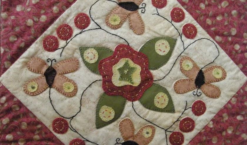 Fent patchwork