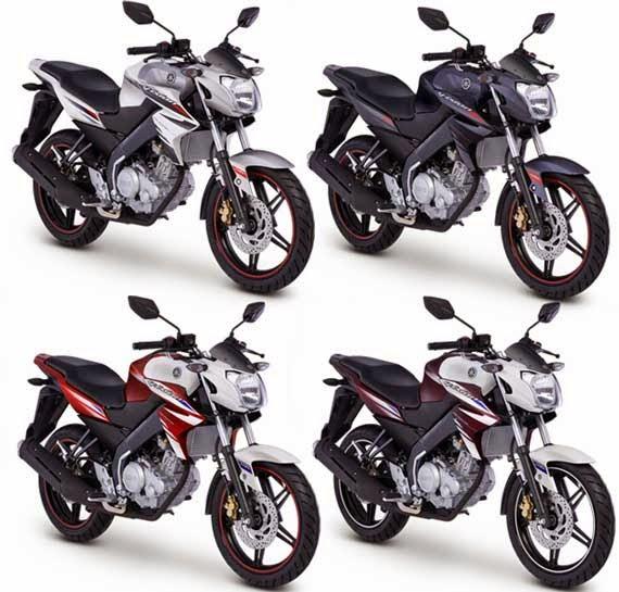 Foto Motor Yamaha Vixion Terbaru 2011   Modifikasi Motor Yamaha 2015