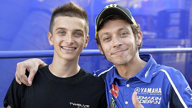Adik Valentino Rossi Siap Tebar Ancaman Untuk Alex Marquez Moto2