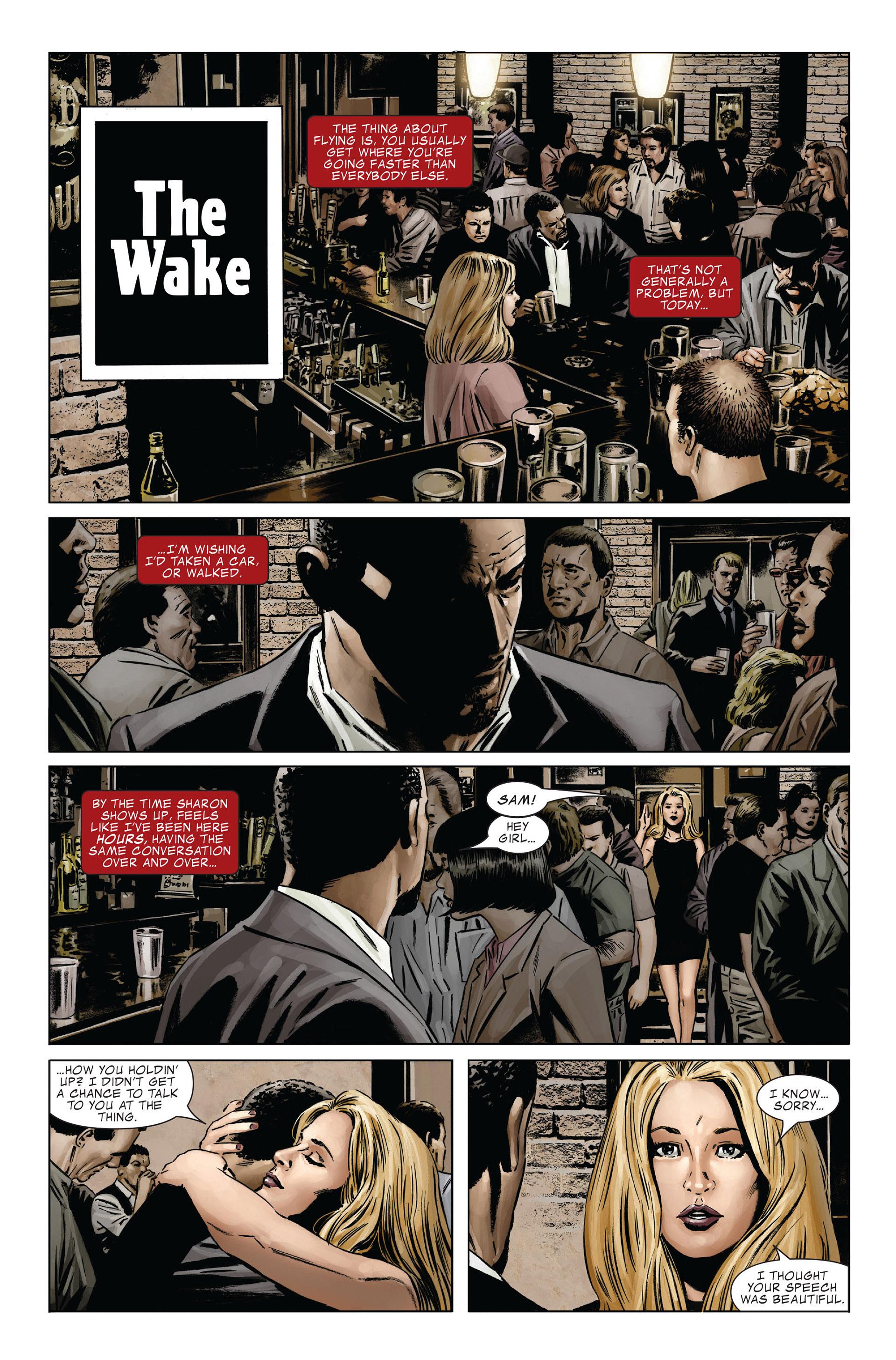 Captain America (2005) Issue #26 #26 - English 8
