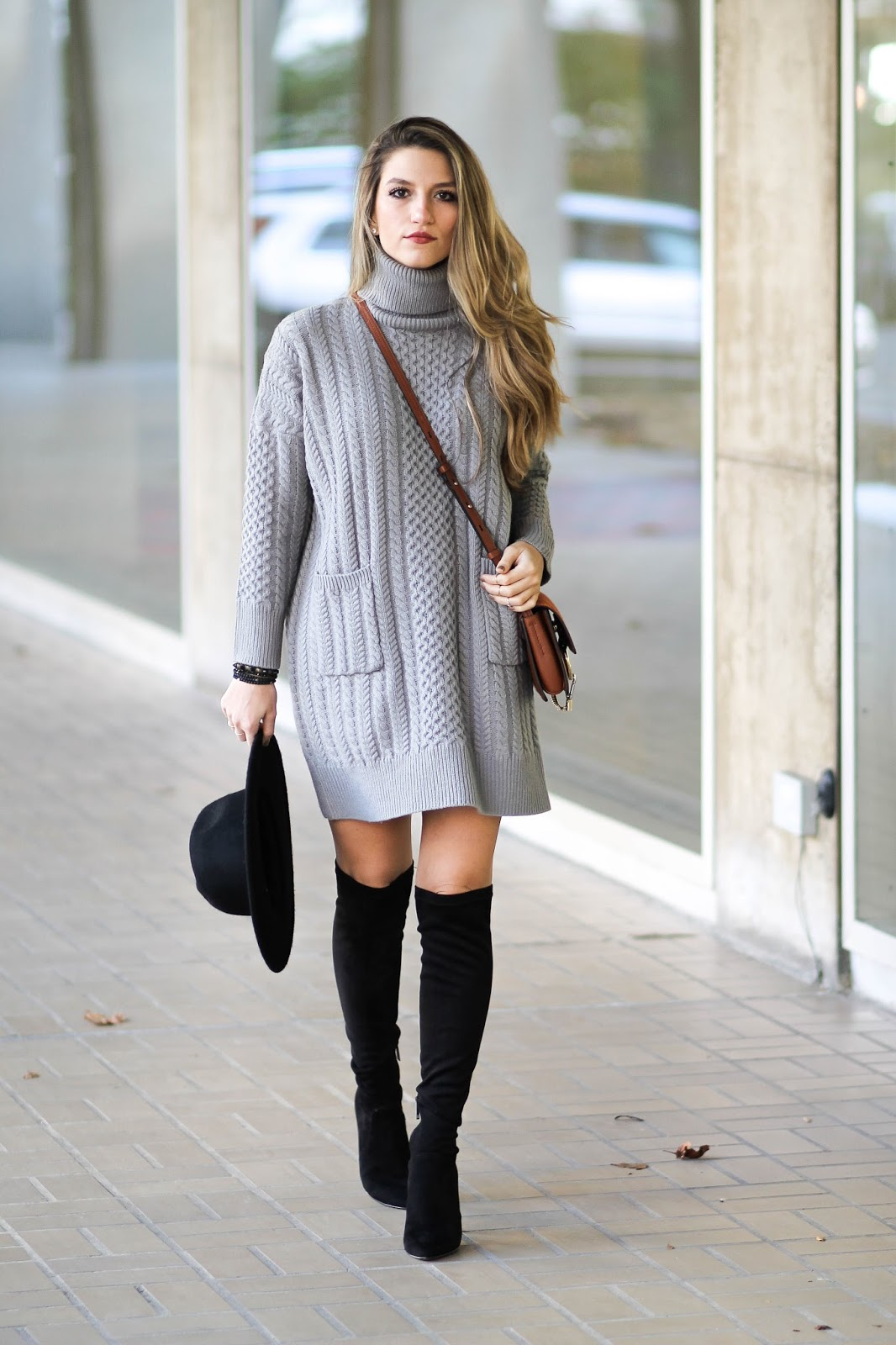elliatt sweater dress, dressed for dreams