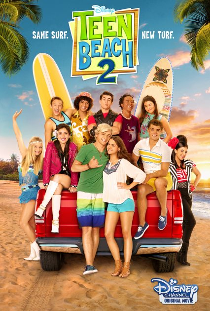 Teen Beach 2 – Legendado (2015)