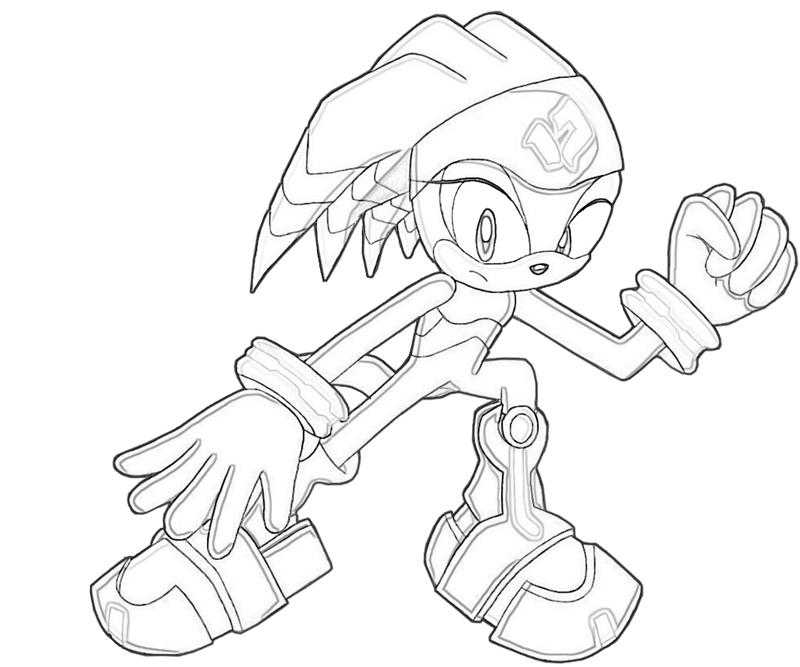 shade-the-echidna-skill-coloring-pages