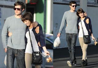 Adam Brody Girlfriend