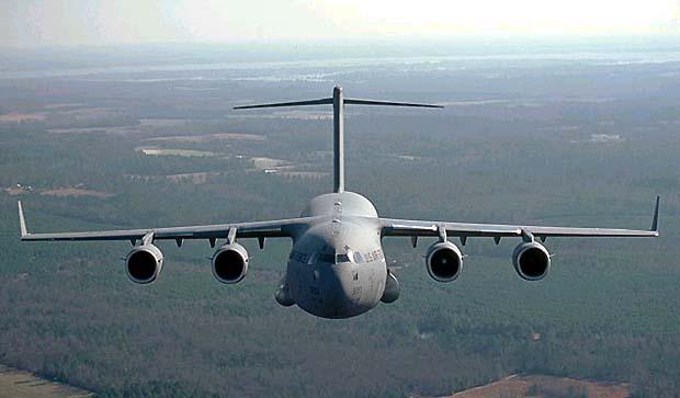 Military Aircraft-Boeing C-17 Globemaster III