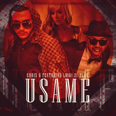 Chris G-Luigi 21- lanzan -Úsame