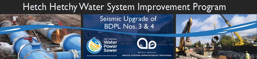 Water System Improvement Program Seismic Upgrade of BDPL Nos. 3 & 4