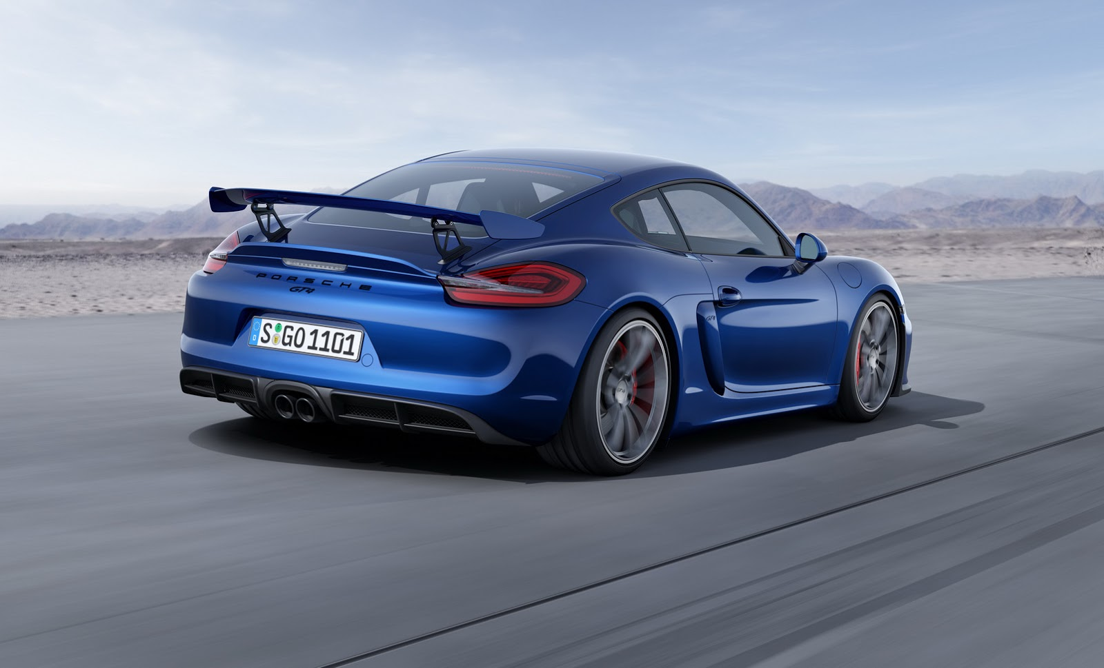 Cars All Models List >> Porsche Reveals New Cayman GT4 with 380HP, Priced from $84,600*