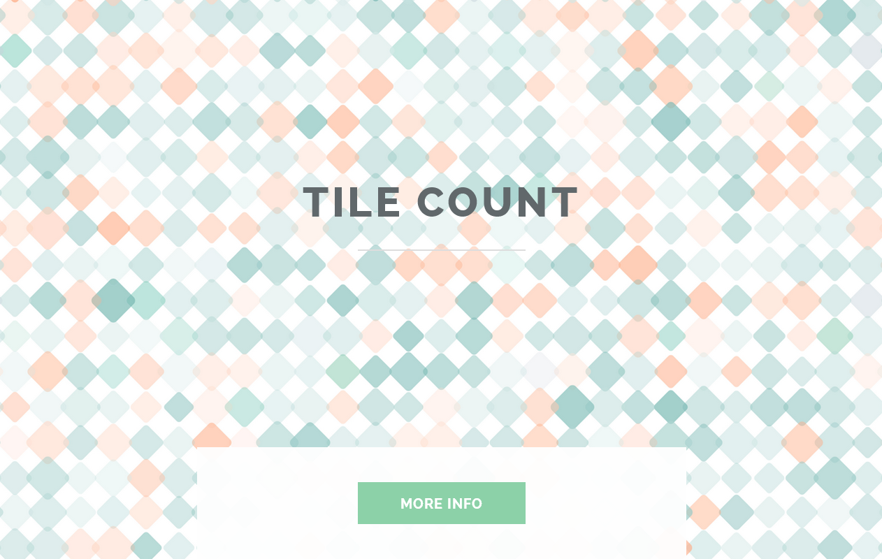 Tile Count