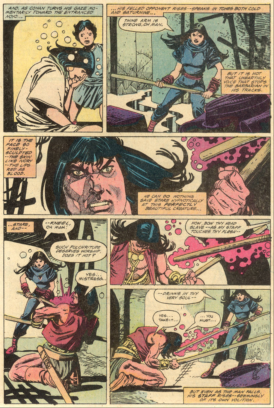 Conan the Barbarian (1970) Issue #130 #142 - English 10