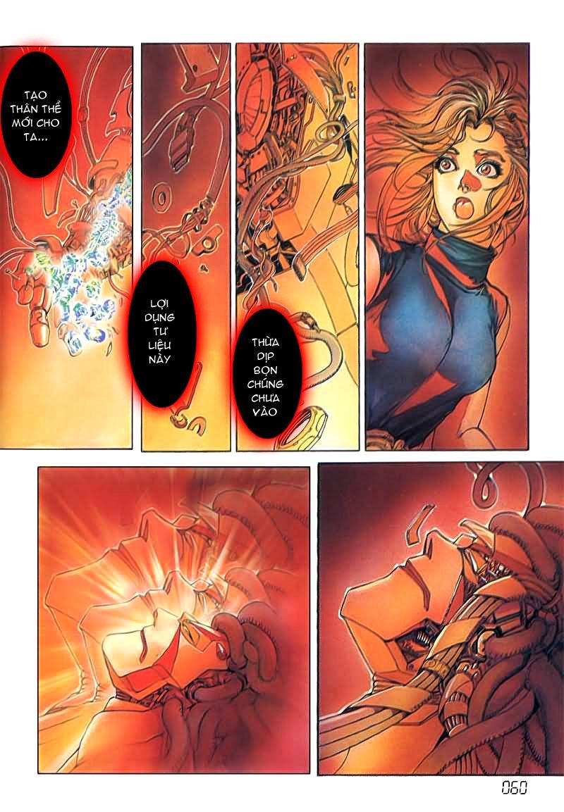 Cyber Weapon Z - Siêu Thần Z chap 4 - Trang 19