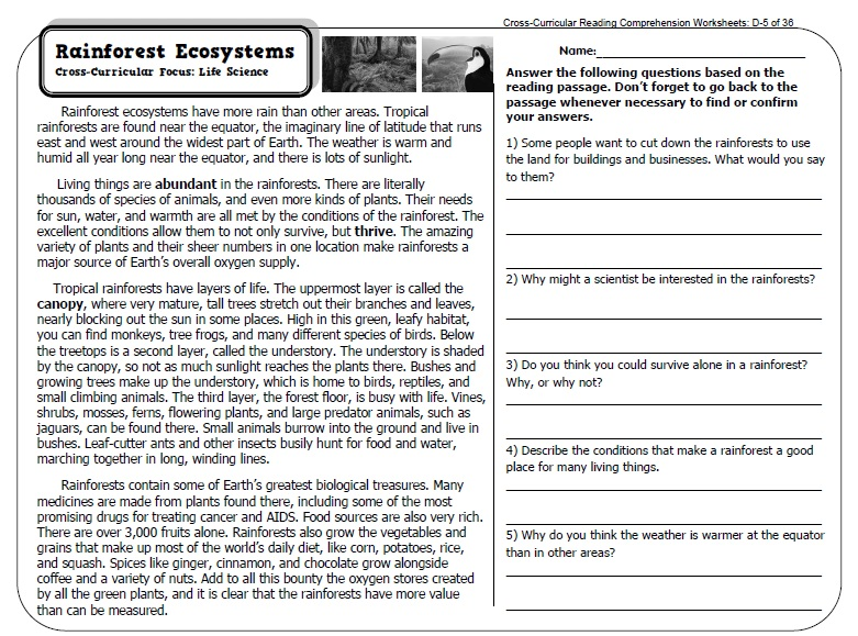 Homeschool Parent Informational Text Resources – Text Features Worksheet 3rd Grade