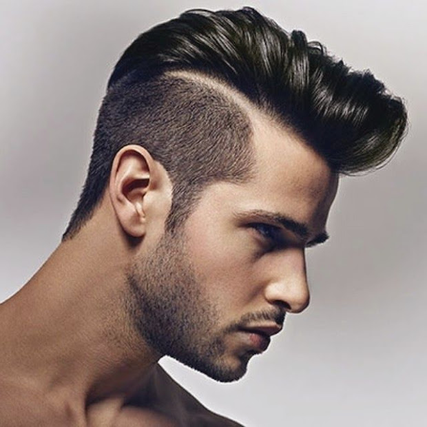 latest cool indian boy hair style