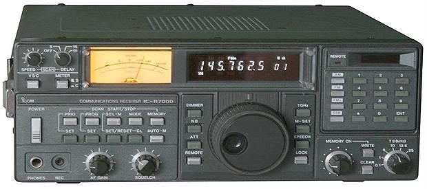 Icom IC R7000