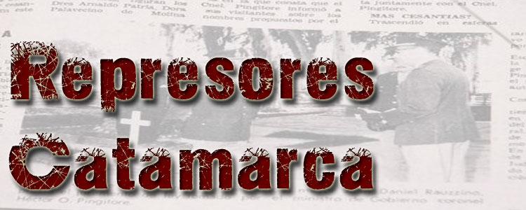 Represores Catamarca