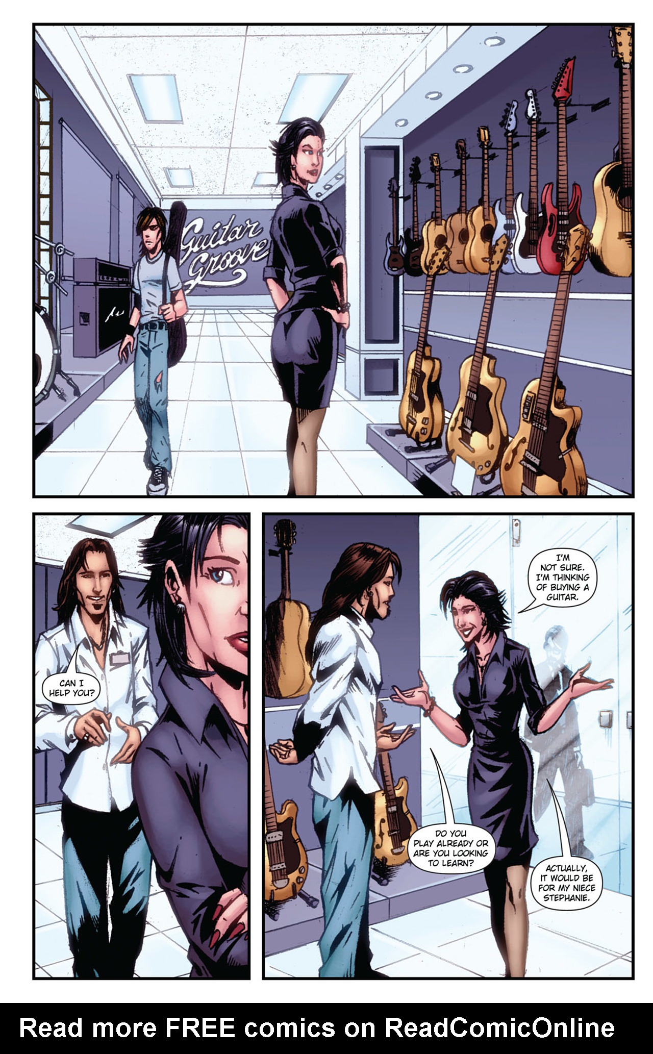 Grimm Fairy Tales (2005) Issue #34 #37 - English 13