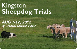 Kingston Sheep Trials, Ontario, Events, Hotels