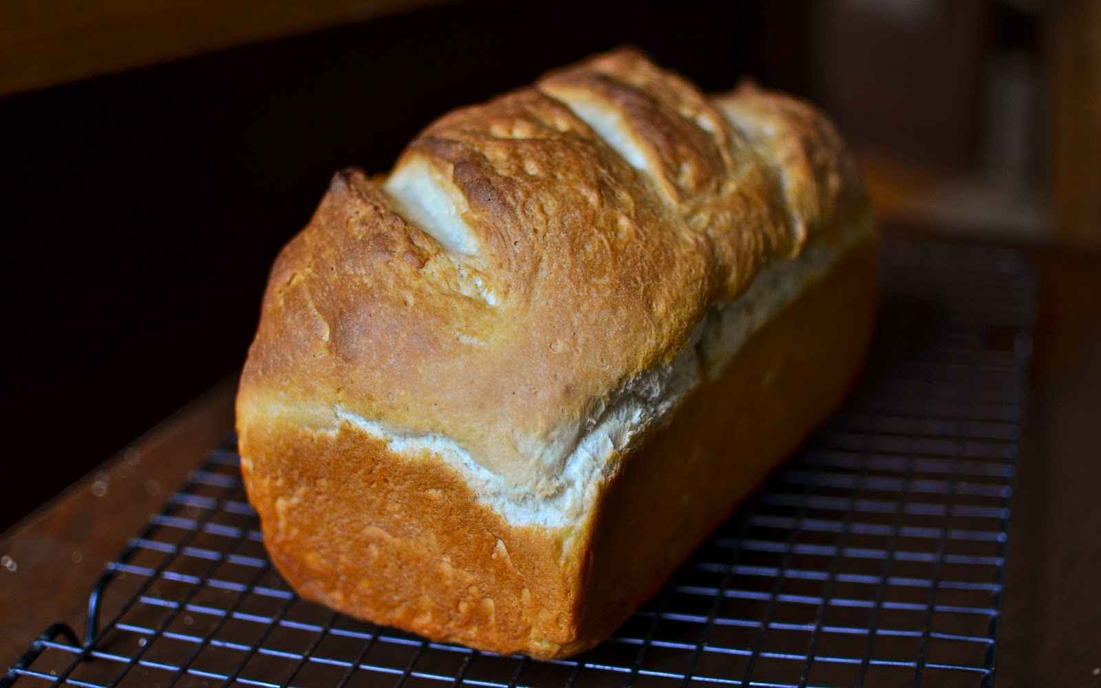Yammies NosheryFluffy White 60 Minute Sandwich Bread