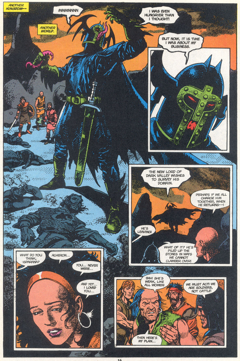 Conan the Barbarian (1970) Issue #272 #284 - English 12