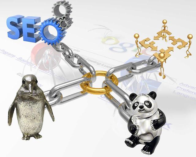 Link Building, NoFollow y los enlaces entrantes y salientes de nuestra web, un nuevo SEO con Google Penguin y Google Panda