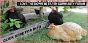 Register with the Down to Earth Forum